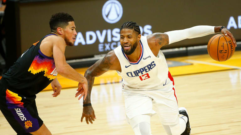LA Clippers vs. Phoenix Suns Game 1: Preview, How to Watch and Betting Info