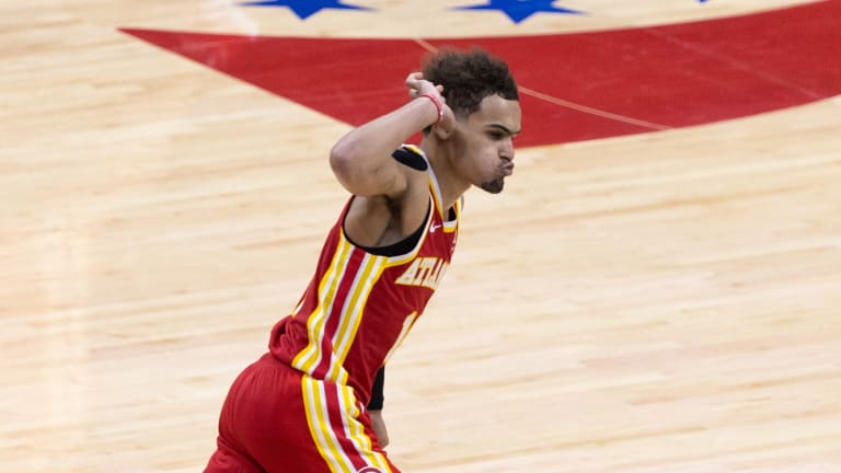 Hawks' Trae Young Isn't Sweating Playing Game 7 in Sixers Territory