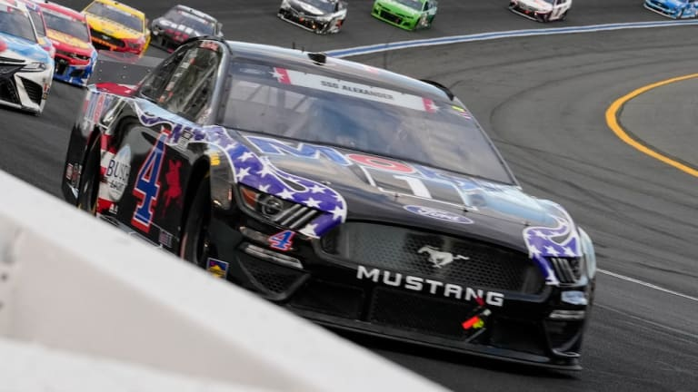 NASCAR DFS: Ally 400 at Nashville Superspeedway DraftKings & FanDuel Lineup Plays