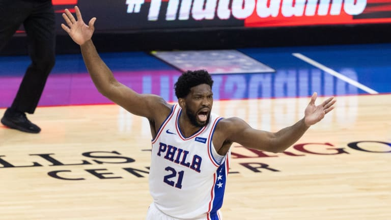 Joel Embiid Calls Out Referees Once More After Sixers Drop Game 7 vs. Hawks