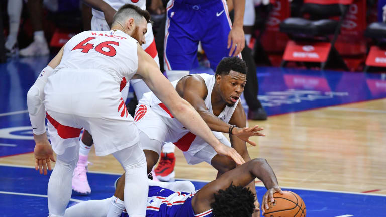 76ers Left to Wonder What Could Have Been with Kyle Lowry