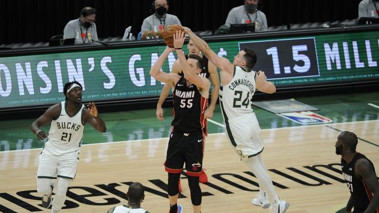 Podcast Creates a Break From Free Agency Talks for Miami Heat's Duncan Robinson