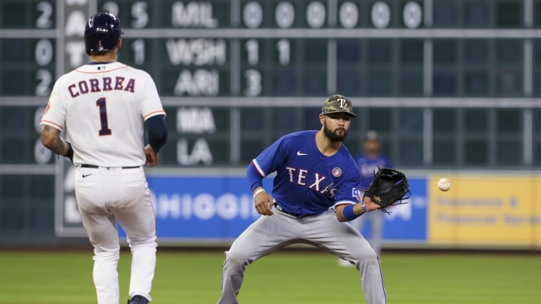 'I Want To Win': Isiah Kiner-Falefa Discusses Rangers' Potential Pursuit Of Free Agent Shortstops