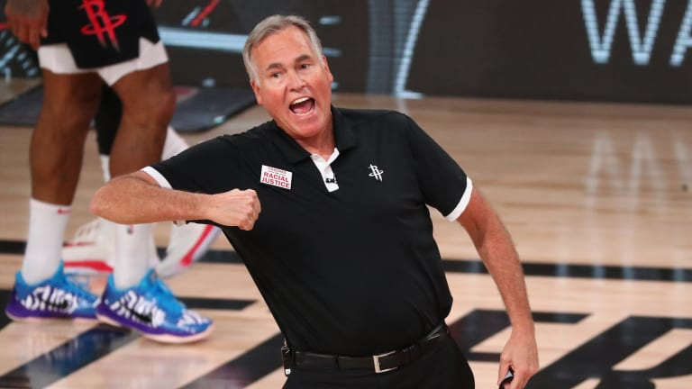 Report: Nets' Mike D'Antoni Considered a Finalist for Blazers HC Job