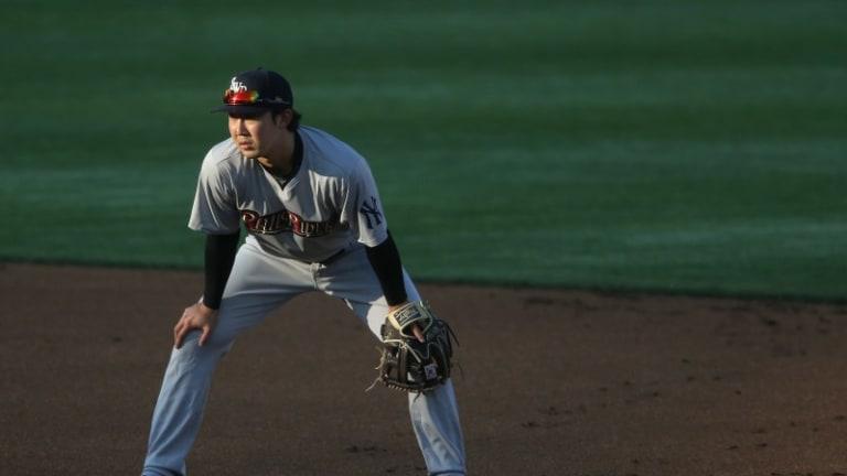 Why the Yankees Should Call Up Hoy Jun Park