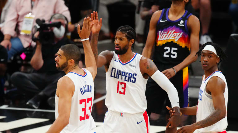 LA Clippers vs. Phoenix Suns Game 2: Preview, How to Watch and Betting Info