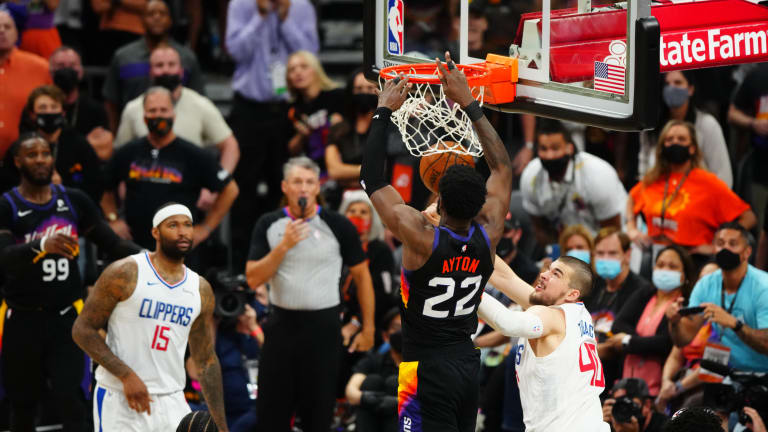 Clippers Remain Confident Despite Falling Down 0-2 to Suns