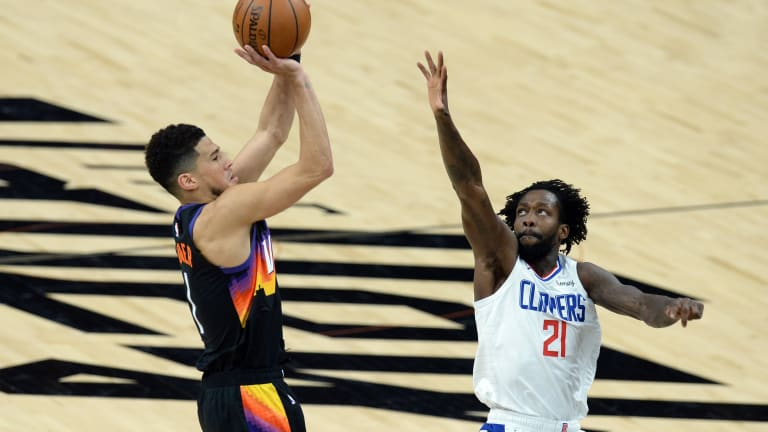 Three Takeaways from the LA Clippers' Game 2 Loss to the Phoenix Suns