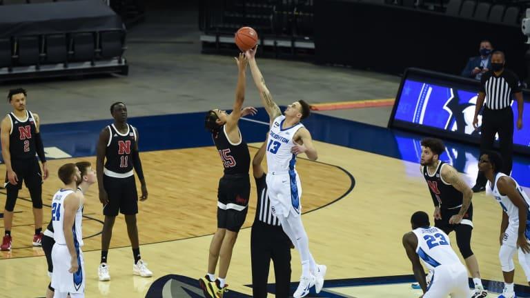 Nebrasketball to Host Creighton in Gavitt Tipoff Games