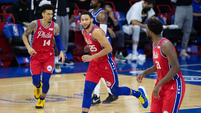Report: Ben Simmons, Sixers Aren't Rushing to Find a Trade