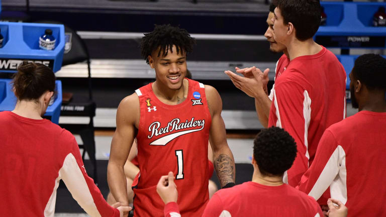 NBA Draft: Sixers to Interview Texas Tech's Terrence Shannon on Friday