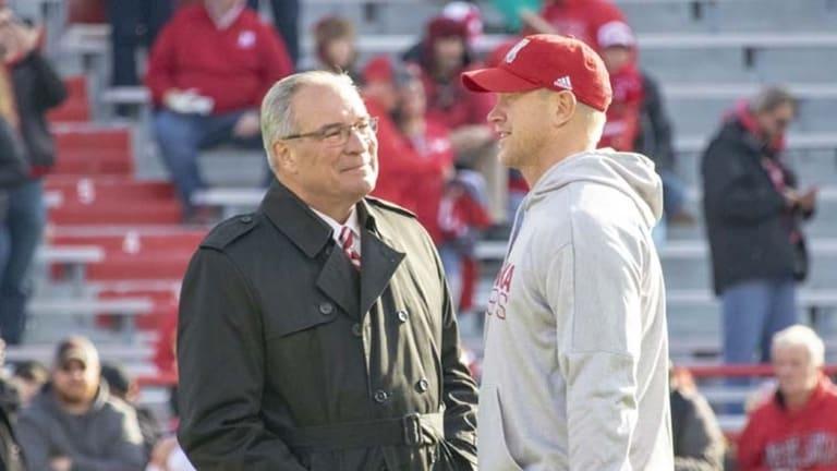 Bill Moos Stepping Down as Nebraska Athletic Director