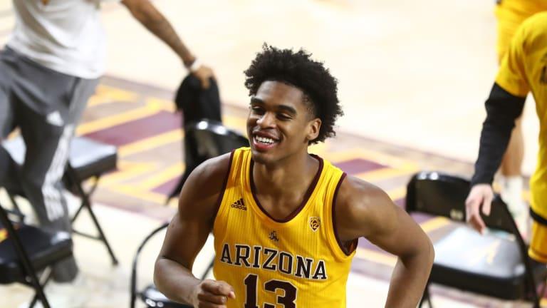 NBA Draft: Arizona State's Josh Christopher Had 'Amazing' Sit Down With Sixers