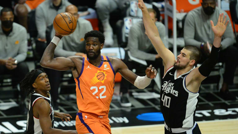 Three Takeaways from the LA Clippers' Game 3 Win over the Phoenix Suns