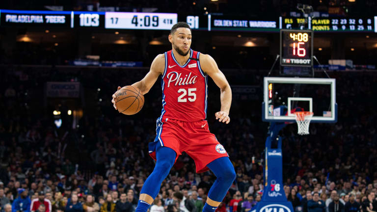 NBA Rumors: Warriors Could Make a Push for Simmons