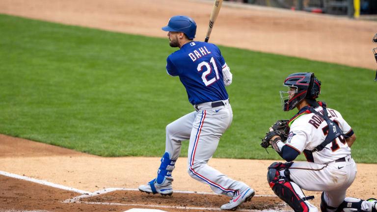 Rangers vs Royals: Starting Lineups, Roster News, Latest On David Dahl Injury