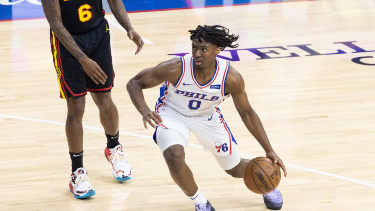 Daryl Morey Sees Bigger Role for Tyrese Maxey Next Season