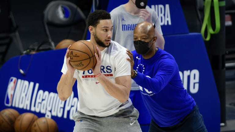 Report: Sixers' Sam Cassell in the Mix for Wizards' Head Coaching Position