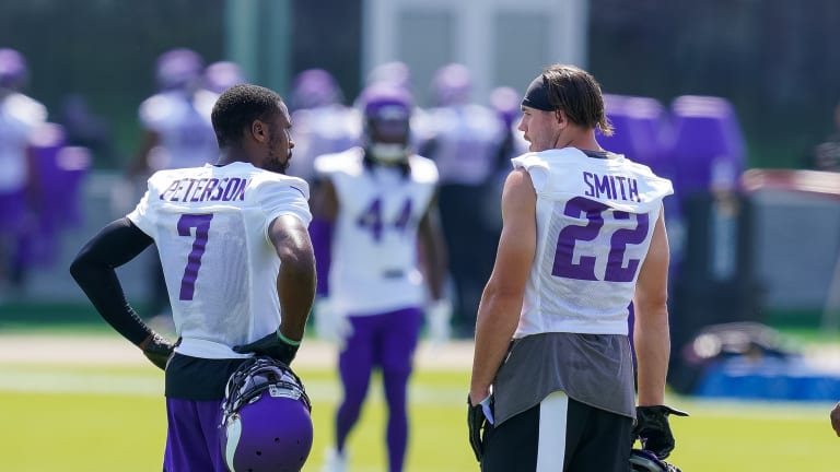 Patrick Peterson and Mike Zimmer Explain Why NFL Players Should Get Vaccinated