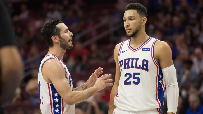 Two Former Sixers Give Their Thoughts on Ben Simmons