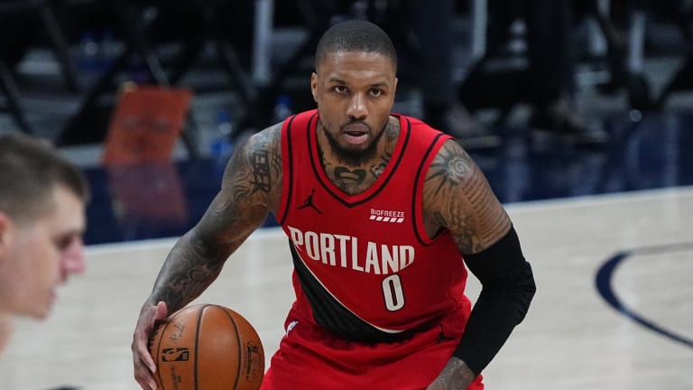 Report: Blazers' Decisions Could Push Lillard Out This Season