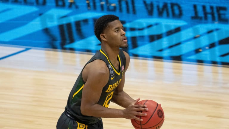 Sixers Select Baylor's Jared Butler in 2021 NBA Mock Draft
