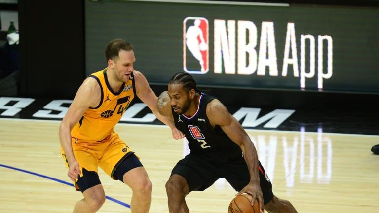 Kawhi Leonard Out For Game 5 Against Phoenix Suns