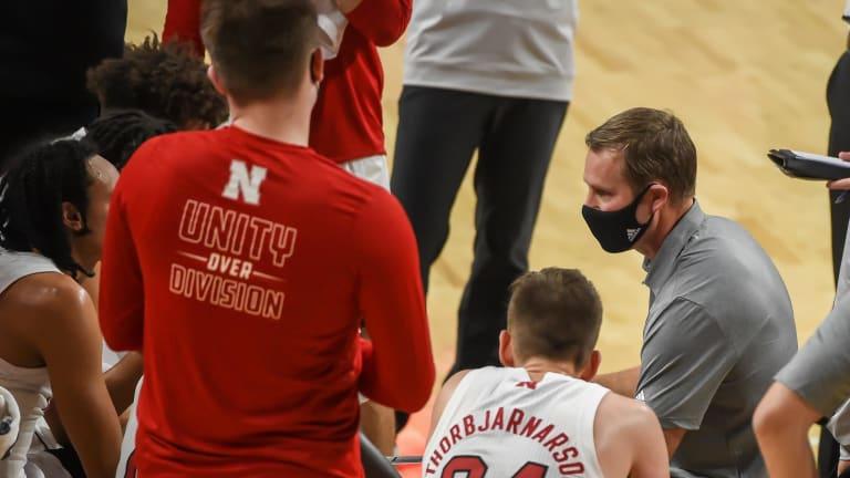 Nebraska to Battle Colorado in Men's Basketball Exhibition