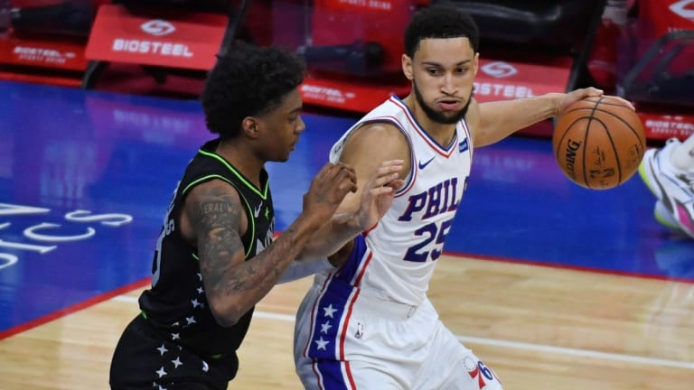 NBA Rumors: Timberwolves 'Badly' Want to Trade for Ben Simmons