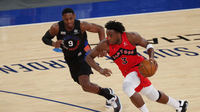 OG Anunoby Not Among Players Invited to Nigerian Olympic Team Training Camp