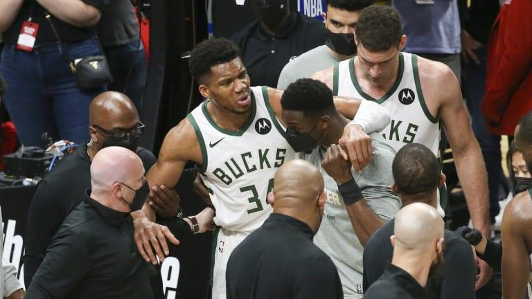 NBA News: Bucks Receive Promising Results Following Antetokounmpo's Injury