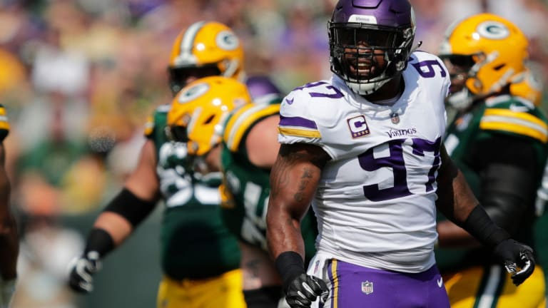 Everson Griffen Still Wants to Return to the Vikings, But Should They Sign Him?