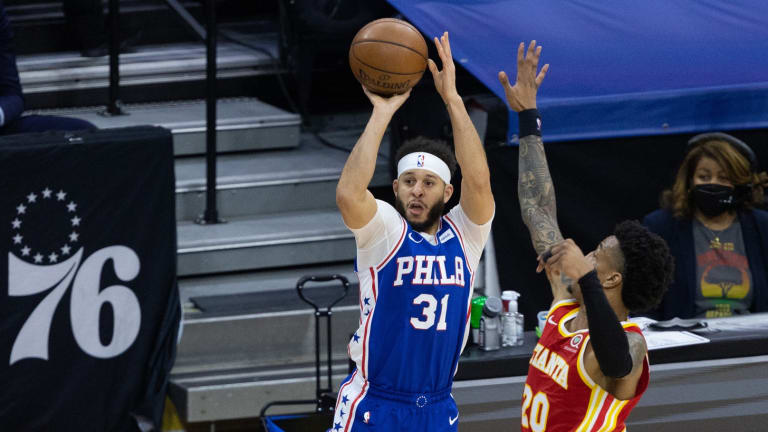 Seth Curry Ranked Among Top Playoff Breakout Stars