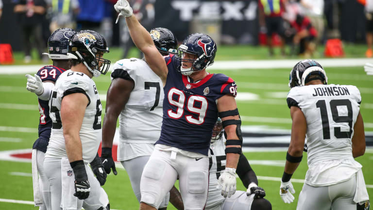Draft Review: J.J. Watt, Goodness Expected, Greatness Delivered