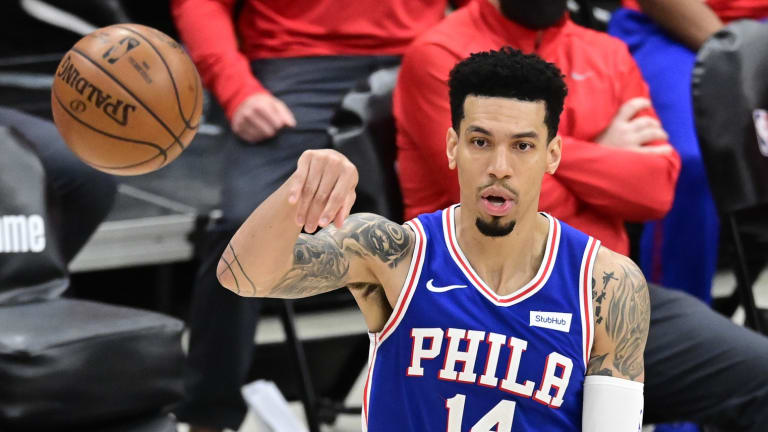 Danny Green Believes Sixers Fans Need to Make a Change