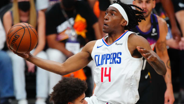 Update on Terance Mann's Exension Talks with Clippers