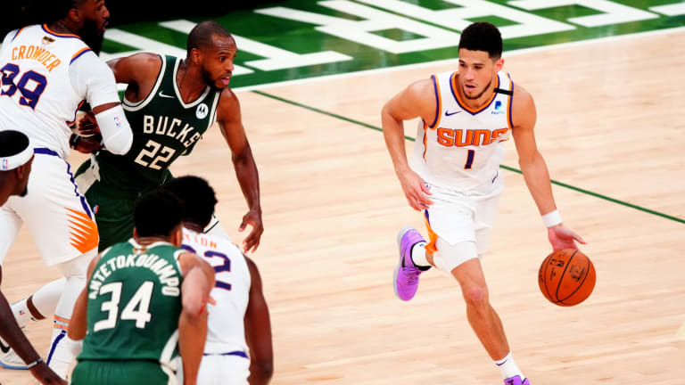 Here's How Suns' Devin Booker Could Have Been Drafted By This Team In The 2015 NBA Draft