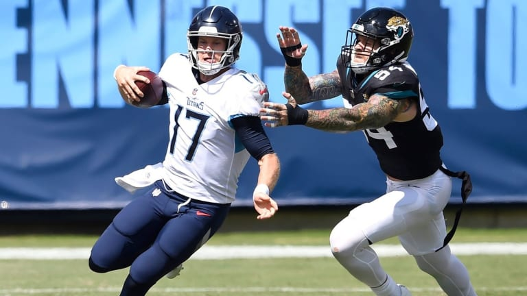 Cassius Marsh Sounds Off on Jaguars' Coaching 'Speeches' in 2020