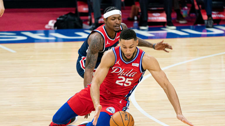 Beal Feels Wizards 'Exposed' Ben Simmons Before Sixers Played Hawks