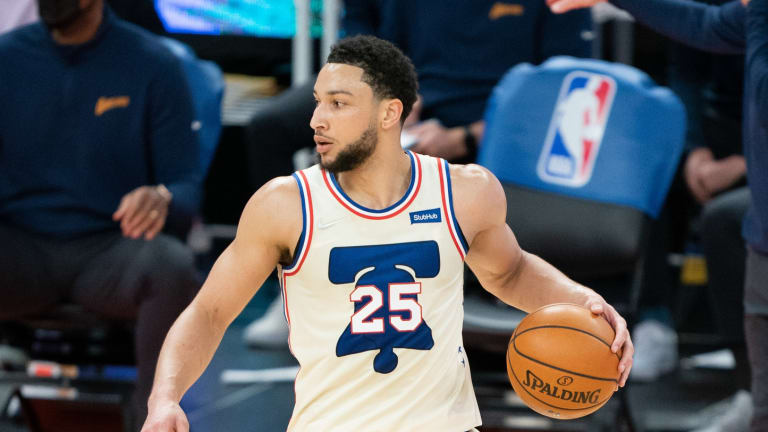 Sixers Holding Firm in Asking Price for Ben Simmons