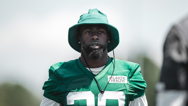 Marcus Maye, Jets Fail to Reach Extension Before Franchise Tag Deadline