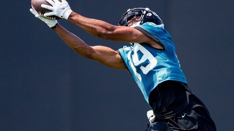 Jaguars 2021 Training Camp Position Battles to Watch: Dorsett, Johnson and the No. 4 WR Role