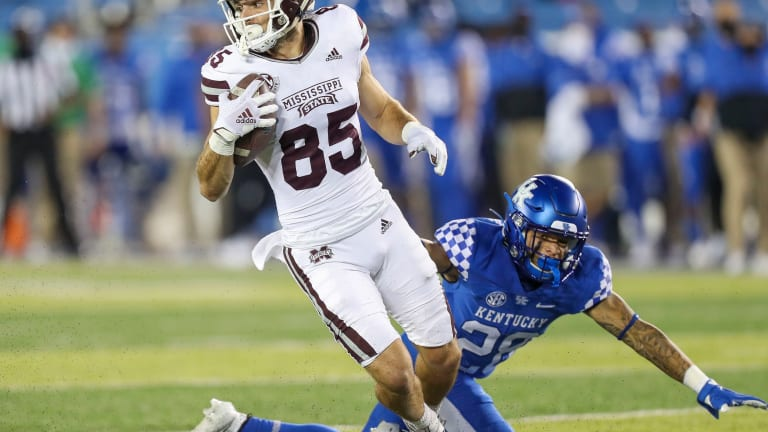 Mississippi State Player Attendees Announced for SEC Media Days