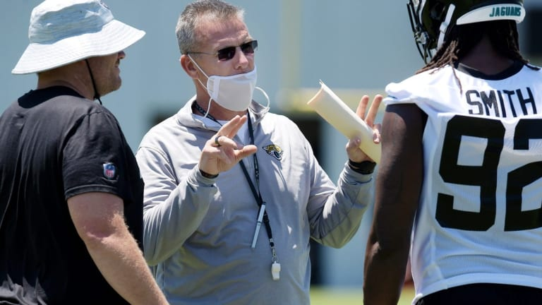 Jimmy Johnson: Urban Meyer Frustrated by COVID-19 Limitations on Player Interaction