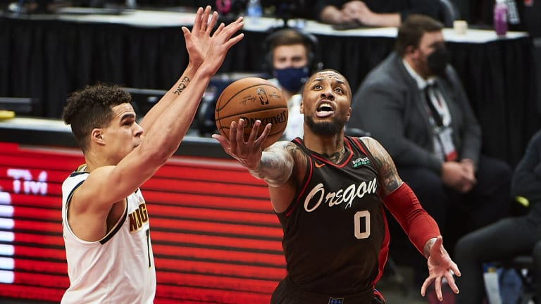 Damian Lillard Reportedly Requesting Trade by Numerous Reports