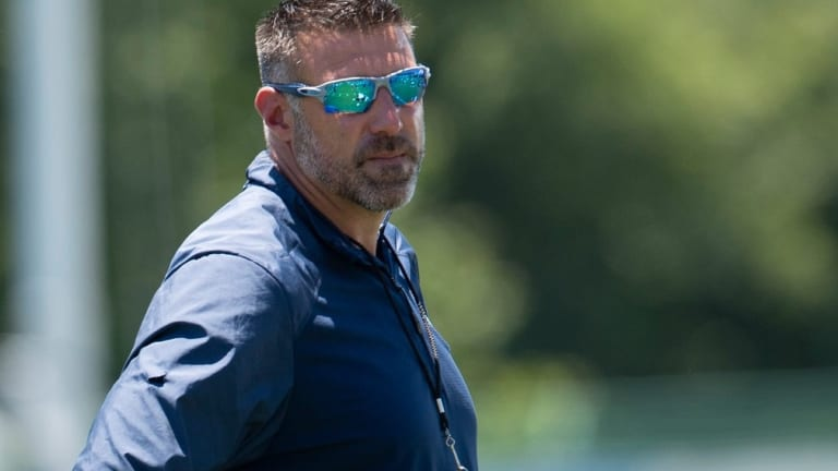 Vrabel Fails to Crack Top 10 of SI's Head Coach Rankings