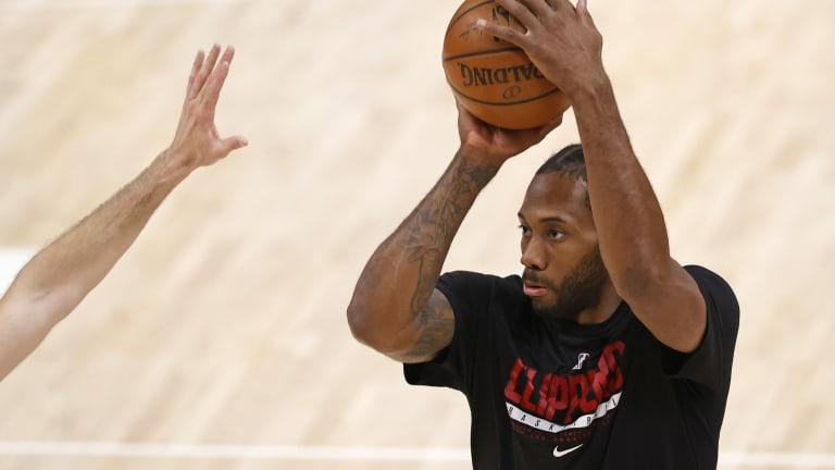 NBA's Medical Analysis on Kawhi Leonard's Partial ACL Tear