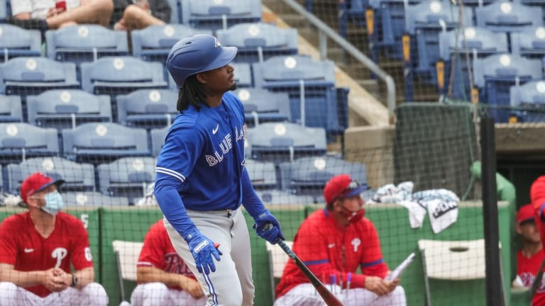 Orelvis Martinez Making a Name for Himself in Minors