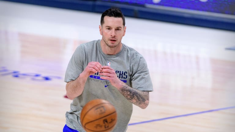 JJ Redick Reveals Why Lob City Clippers Didn't Succeed