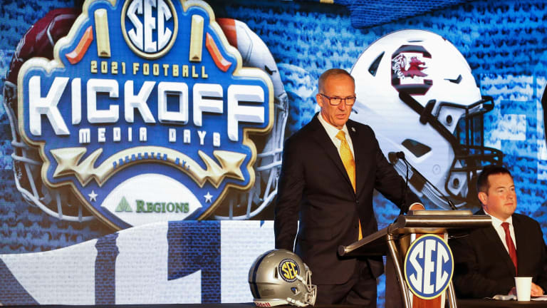 Mr. CFB: Texas-OU To The SEC? We Should Have Seen It Coming